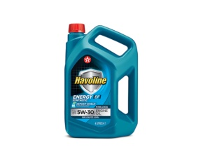 Texaco Havoline Energy EF 5W30 5л