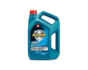 Texaco Havoline Energy 0W20 4л