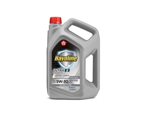 Texaco Havoline Ultra_S 5W30  4л
