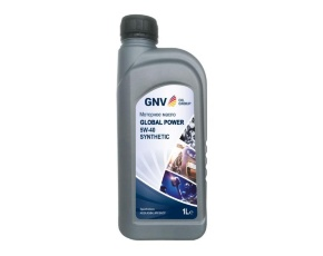 Масло моторное синт. GNV Global Power 5W-40 Synthetic A3/B4, SN/CF   1л