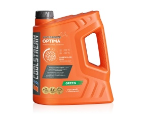 Антифриз Coolstream Optima Green (зеленый)  5кг
