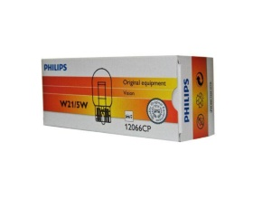 W21/5W (W3*16q) 12V PHILIPS /10 NEW Автолампа