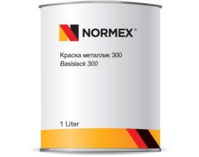 424 NORMEX MIX металлик Brillantrot (ярко-красный) 1,0л /6